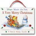 Disney's Winnie the Pooh: a Very Merry Christmas. Four Volume Set: Pooh's Twelve Days Of Christmas; Pooh's Jingle Bells;