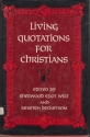 Living quotations for Christians,