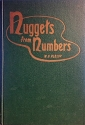 Nuggets from Numbers: Studies of selected portions from the book of Numbers (Bible study aids of William G. Haslop)