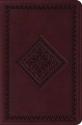 ESV Compact Bible (TruTone, Chestnut, Diamond Design)