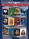 Easy Popular Movie Instrumental Solos: Piano Acc., Book & CD (Easy Instrumental Solos)