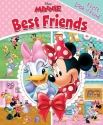 Disney® Minnie My First Look and Find® Best Friends