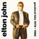 Elton John - Greatest Hits 1976-1986