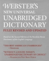 Webster's New Universal Unabridged Dictionary (fully revised and updated)