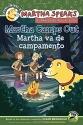 Martha habla: Martha va de campamento/Martha Speaks: Martha Camps Out (Bilingual Reader) (Spanish and English Edition)