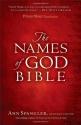 GW Names of God Bible Hardcover