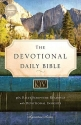 The Devotional Daily Bible: 365 Daily Scripture Readings with Devotional Insights: King James Version (Signature Series)