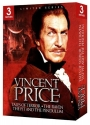 Vincent Price Triple Feature Gift Box