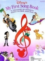 1: Disney's My First Songbook A Treasury Of Favorite Songs To Sing And Play