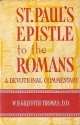 St. Paul's Epistle to the Romans: A Devotional Commentary