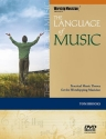The Language of Music: Practical Music Theory for the Worshiping Musician (Book/DVD-ROM) (Worship Musician! Presents)
