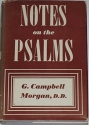 Notes on the Psalms