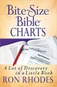 Bite-Size Bible Charts: A Lot of Discovery in a Little Book (Bite-Size Bible Series)
