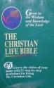 The Christian Life Bible/New King James Version, No 1632