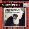 Tchaikovsky: Piano Concerto No. 1 / Rachmaninoff: Piano Concerto No. 2