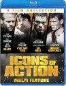 Icons of Action  [Blu-ray]