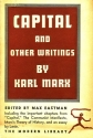 Capital,: The Communist manifesto and other writings, (The modern library of the world's best books)