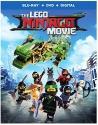 Lego Ninjago Movie, The  [Blu-ray]