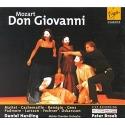 Mozart - Don Giovanni / Mattei, Cachemaille, Remigio, Gens, Padmore, Larsson, Fechner, Oskarsson; Harding