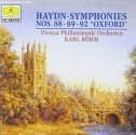 Haydn: Symphonies No. 88, 89, & 92 'Oxford'