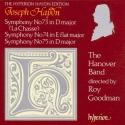 Haydn: Symphonies 73, 74 & 75 (The Hanover Band)
