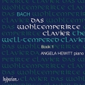 Bach: The Well-Tempered Clavier (book 1)
