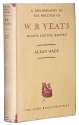 A Bibliography of the Writings of W. B. Yeats