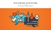 Picturing Scripture: Verse Art to Inspire the Biblical Imagination