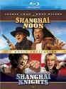 Shanghai Noon / Shanghai Knights  [Blu-ray]