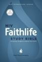 NIV, Faithlife Study Bible, Hardcover: Intriguing Insights to Inform Your Faith
