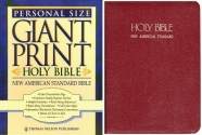 Holy Bible: New American Standard (523BG)