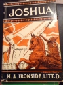 Adresses on the Book of Joshua