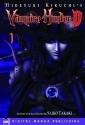 Hideyuki Kikuchi's Vampire Hunter D Manga, Vol. 1