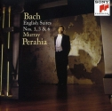 Bach J.S: English Suites Nos 1 / 3 & 6