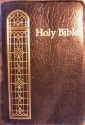 Holy Bible, Old and New Testaments ; King James Version Giant Print Reference Edition with Read-along References and Translations, Special Study Aids, Concordance, and Maps; with Indexes Black Imitation Leather by Regency Bible (Hardcover - 1990)