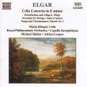 Cello Concert in E Minor Op 85