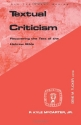 Textual Criticism (Guides to Biblical Scholarship Old Testament Series)