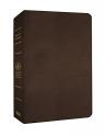 MEV Bible Giant Print Brown: Modern English Version