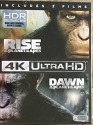 Rise of the Planet of the Apes / Dawn o...