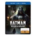 Batman:Gotham By Gaslight Exclusive Steelbook
