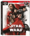 Star Wars: The Last Jedi Blu-ray / DVD / Digital with Exclusive Content