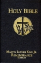 The Holy Bible ~ Martin Luther King Jr. Remembrance Edition (King James Version)