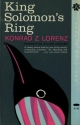 King Solomon's Ring: New Light on Animal Ways (Apollo editions)