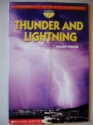 Thunder and Lightning (Scholastic Science Readers)