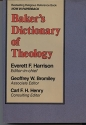 Baker's Dictionary of Theology
