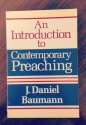 An Introduction to Contemporary Preaching