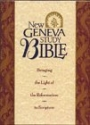 Holy Bible: New Geneva Study Bible, New King James Version (Style No 2992/White)