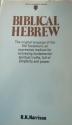 Biblical Hebrew (Teach Yourself)
