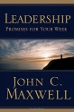 Leadership Promises for Your Week