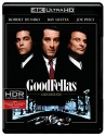 Goodfellas  (4K Ultra HD) [Blu-ray]